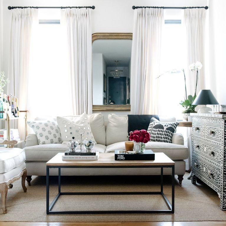 25 Qm Schlafzimmer Einrichten  Kleines Wohnzimmer So Kannst Du Es Clever Einrichten