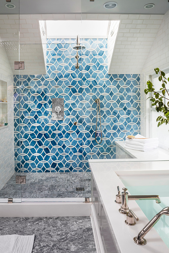 2018 Home Trend to Watch Geometric Patterns - The Cameron Team
