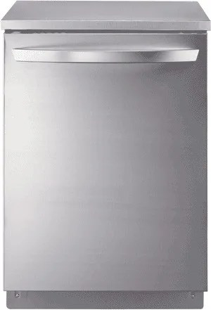 LG LDF6920ST Fully Integrated Dishwasher with 16 Place Settings, 5