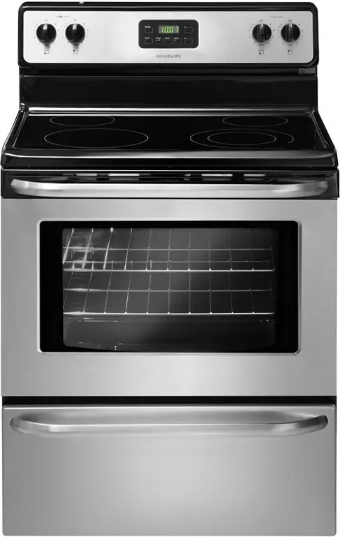 Frigidaire FFEF3043LS 30 Inch Electric Range with SpaceWise Element