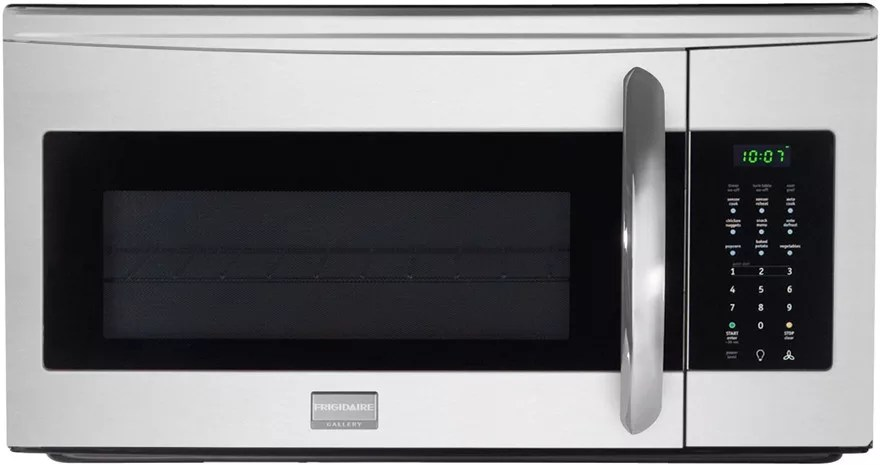 Kobe Kitchen Vent Frigidaire Fgmv174k 1.7 Cu. Ft. Over-the-range Microwave