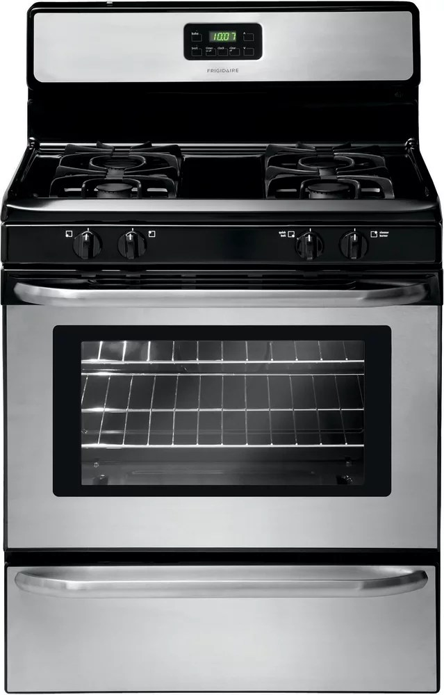 Frigidaire FFGF3047LS 30 Inch Freestanding Gas Range with Simmer