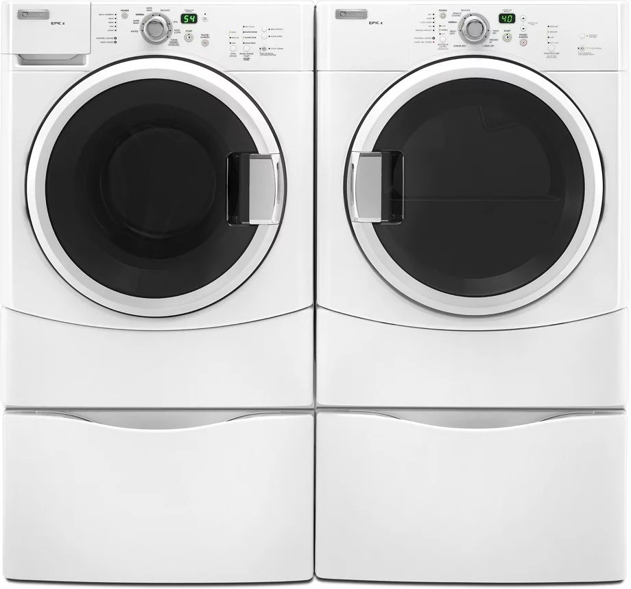 Sears Washer And Dryer Canada Maytag Epic Series Mhwz400tq