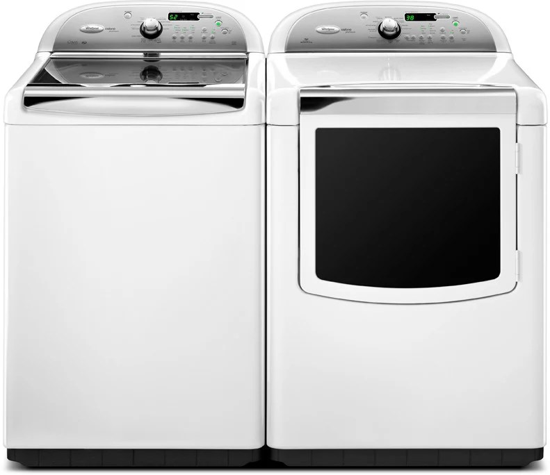 Whirlpool Wed8600yw 29 Inch Electric Steam Dryer With 7 6 - Whirlpool Steam Dryer