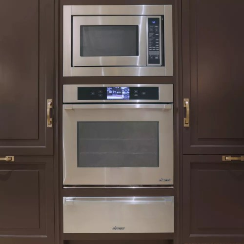 Medium Crop Of Single Wall Oven