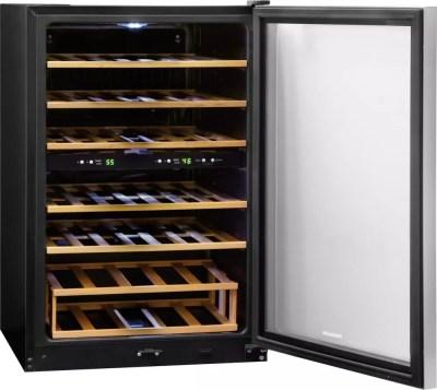 Frigidaire FFWC3822QS 22 Inch Freestanding Wine Cooler ...