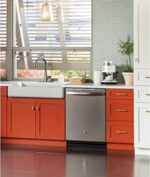 Medium Of Ge Slate Dishwasher