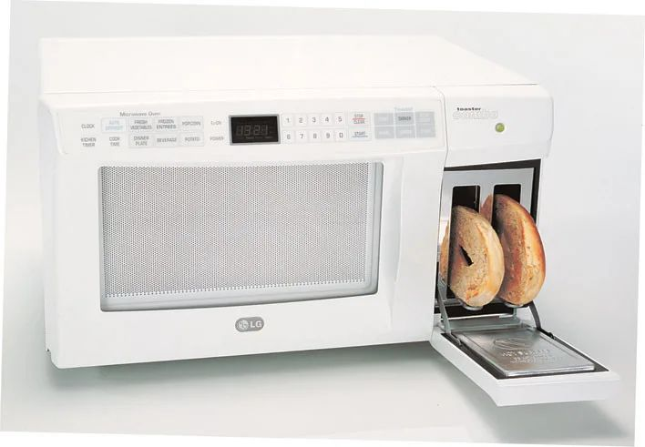 lg ltm9000b 0 9 cu ft combination microwave oven and toaster with 900 microwave watts 6 auto