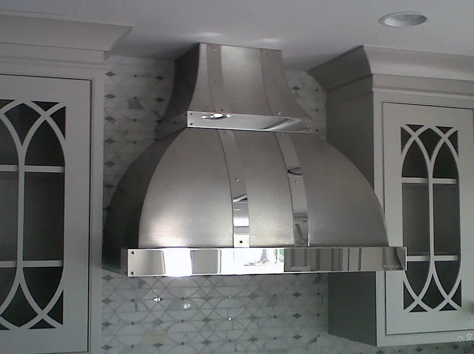 Wolf Range 48 Vent-a-hood Jch348b1ss Wall Mount Custom Hood With Magic