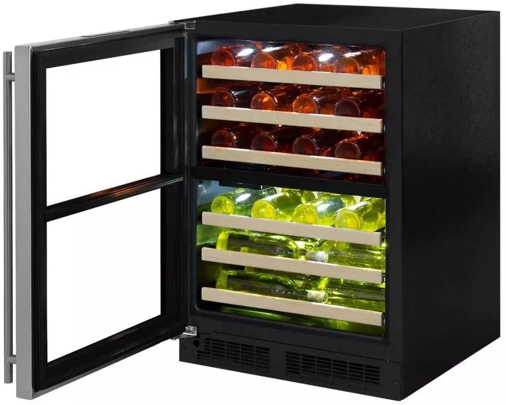 Marvel Ml24wdp4lp 24 Inch Built In Dual Zone Wine