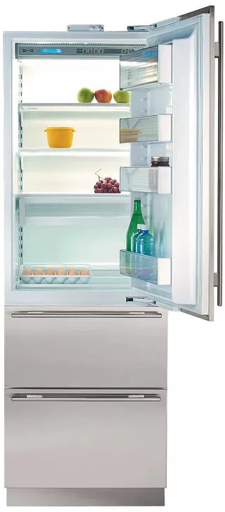 Toe Kick Drawer Sub-zero 700tr 27 Inch Built-in All-refrigerator With
