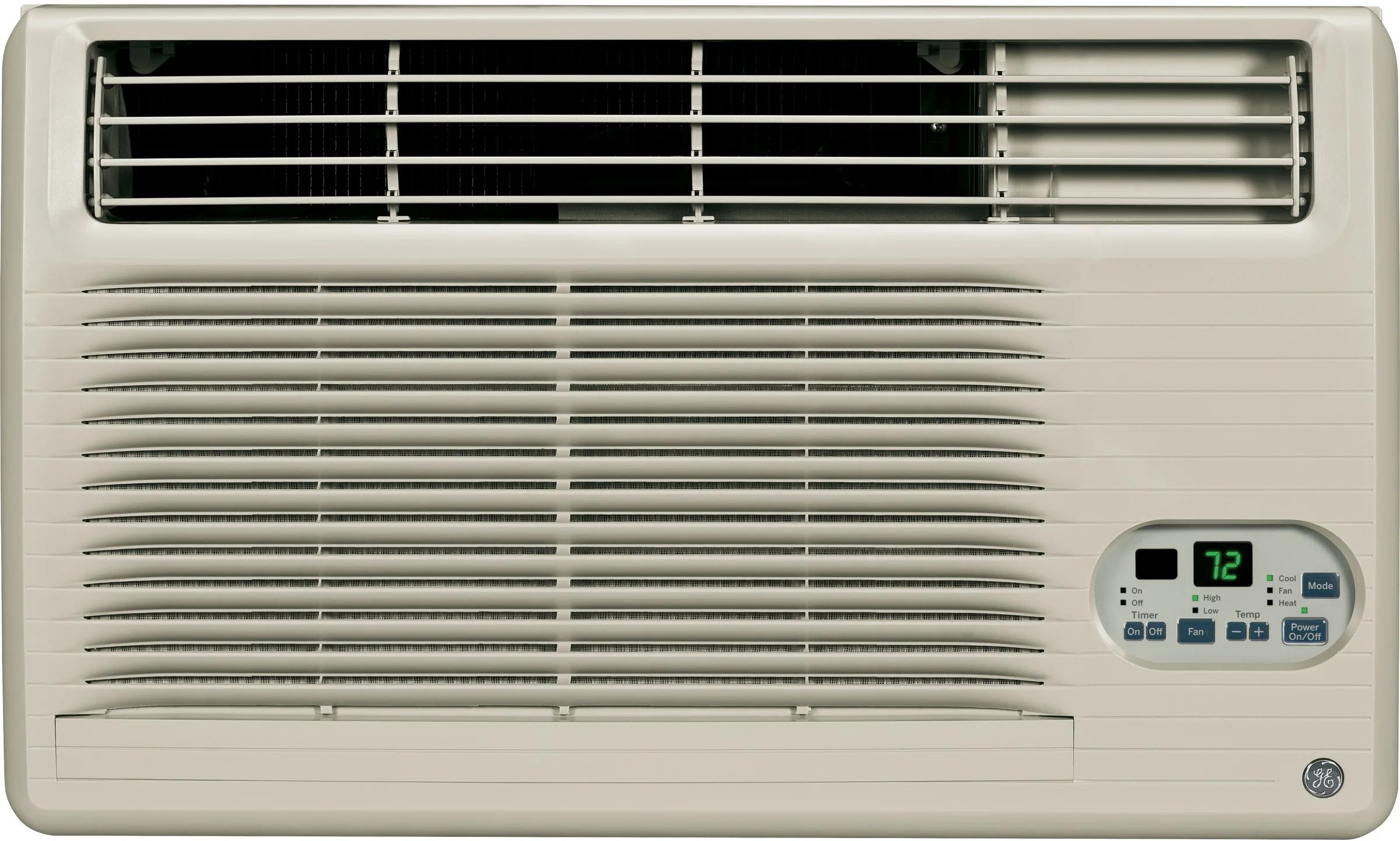 Diy Air Conditioner No Electricity Ge Ajem12dcf 12 000 Btu Thru The Wall Air Conditioner With