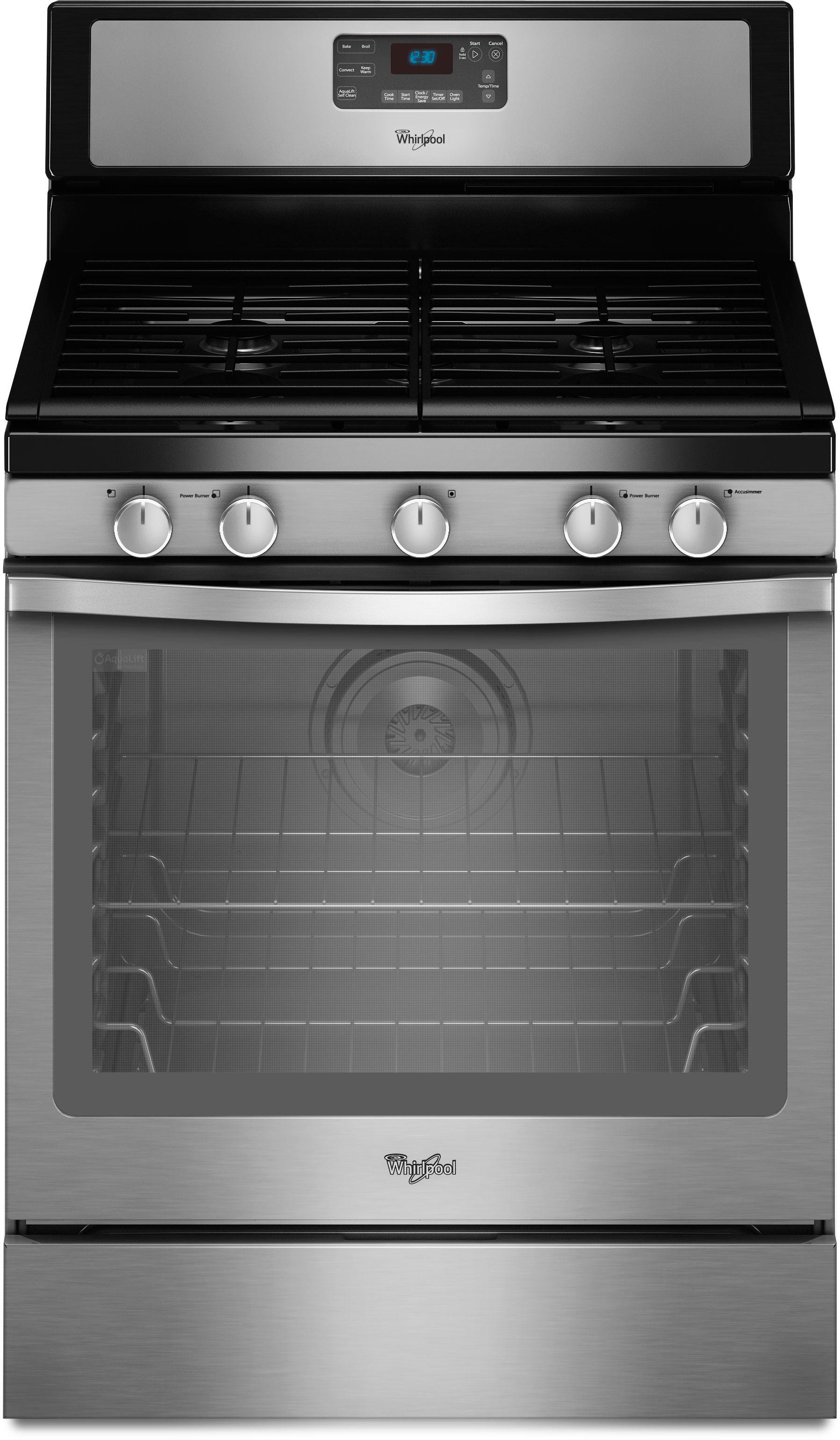 Countertop Warming Drawer Whirlpool Wfg540h0as 30 Inch Freestanding Gas Range With 4