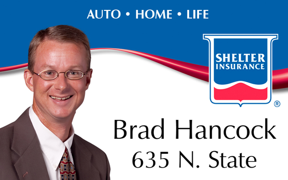 Insurance Services by Shelter Insurance - Brad Hancock in Greenfield