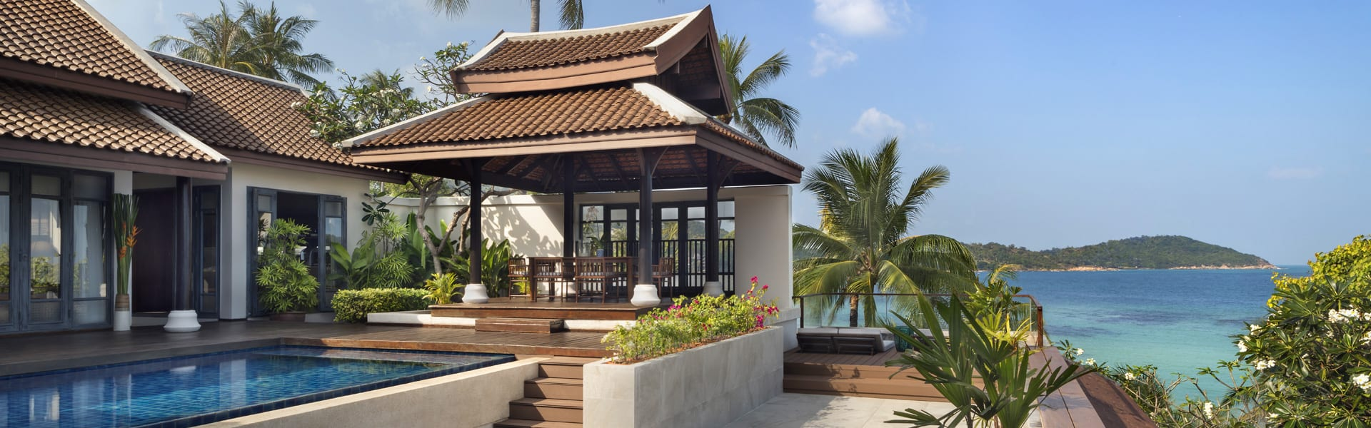 Anantara Peace Haven Tangalle Resort Garden Pool Villa Chaweng Beach Resorts | Accommodation At Anantara Lawana