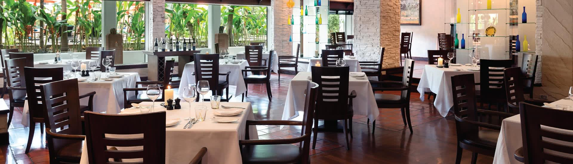 Brio Tivoli Village Happy Hour Menu Italian Restaurants Bangkok Brio At Anantara Riverside