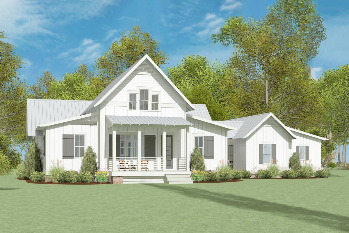 Architectural Designs Cottage House Plans Architectural Designs