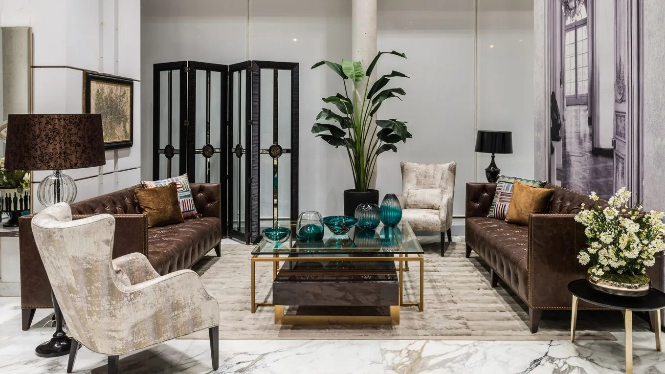 Maison By International Furniture Brands Launches Flagship Store In India Architectural Digest India