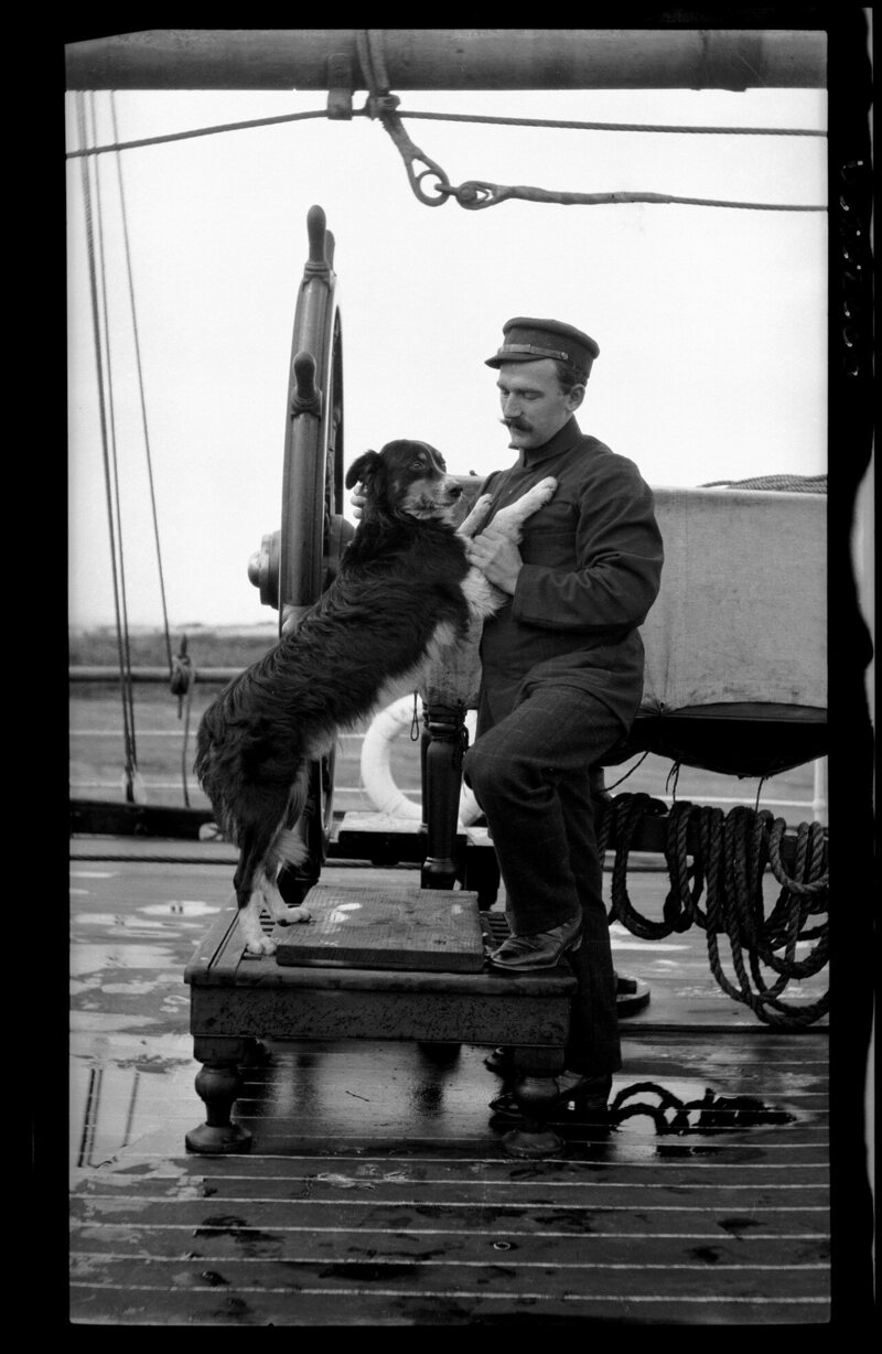 Top An Australian Officer Seafaring Pets Atlas Obscura Why Does My Dog Follow Me Everywhere But Not My Husband Why Does My Dog Follow Me Everywhere Even To Bathroom A Pet Dog At History bark post Why Does My Dog Follow Me Everywhere