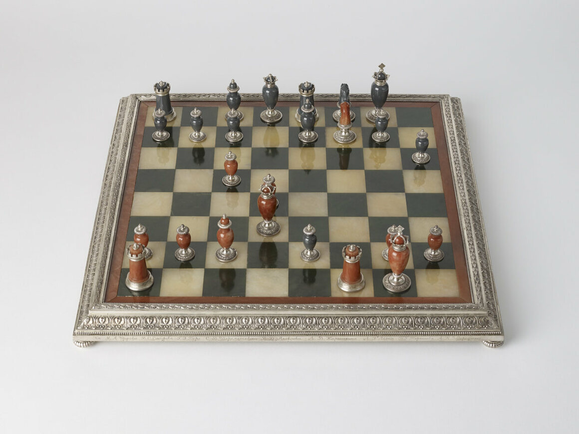 Unique Chess Sets The World 39s Most Beautiful And Unusual Chess Sets Atlas