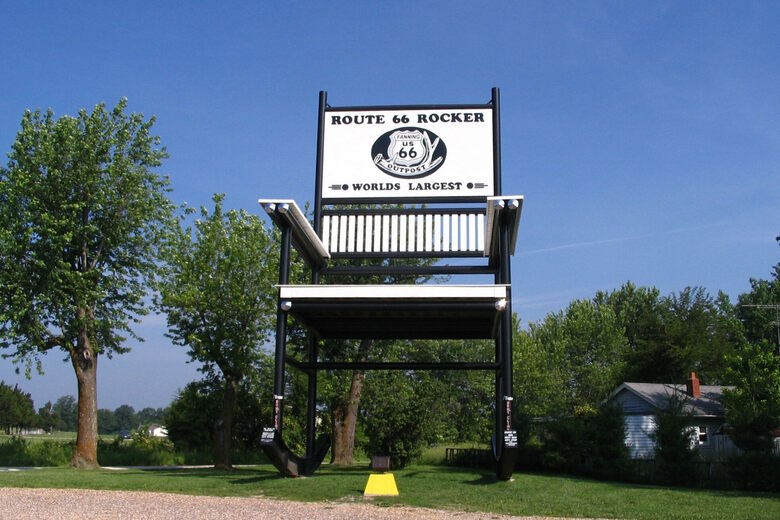 World S Largest Rocking Chair Indiana Expert Event