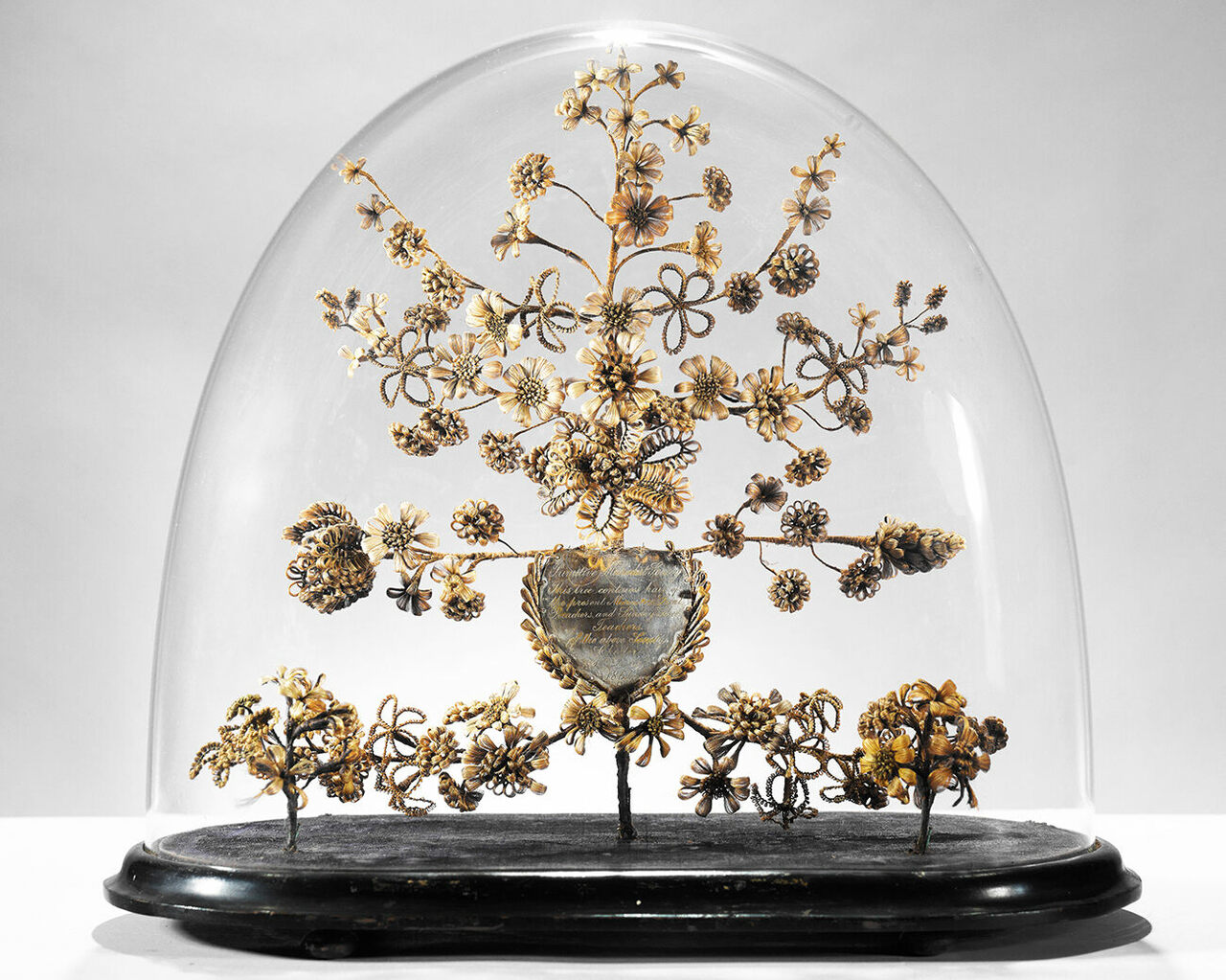 Atlas Decoration The Intricate Craft Of Using Human Hair For Jewelry Art And