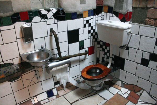 Toiletten In Japan Hundertwasser Toilets – Kawakawa, New Zealand - Atlas Obscura