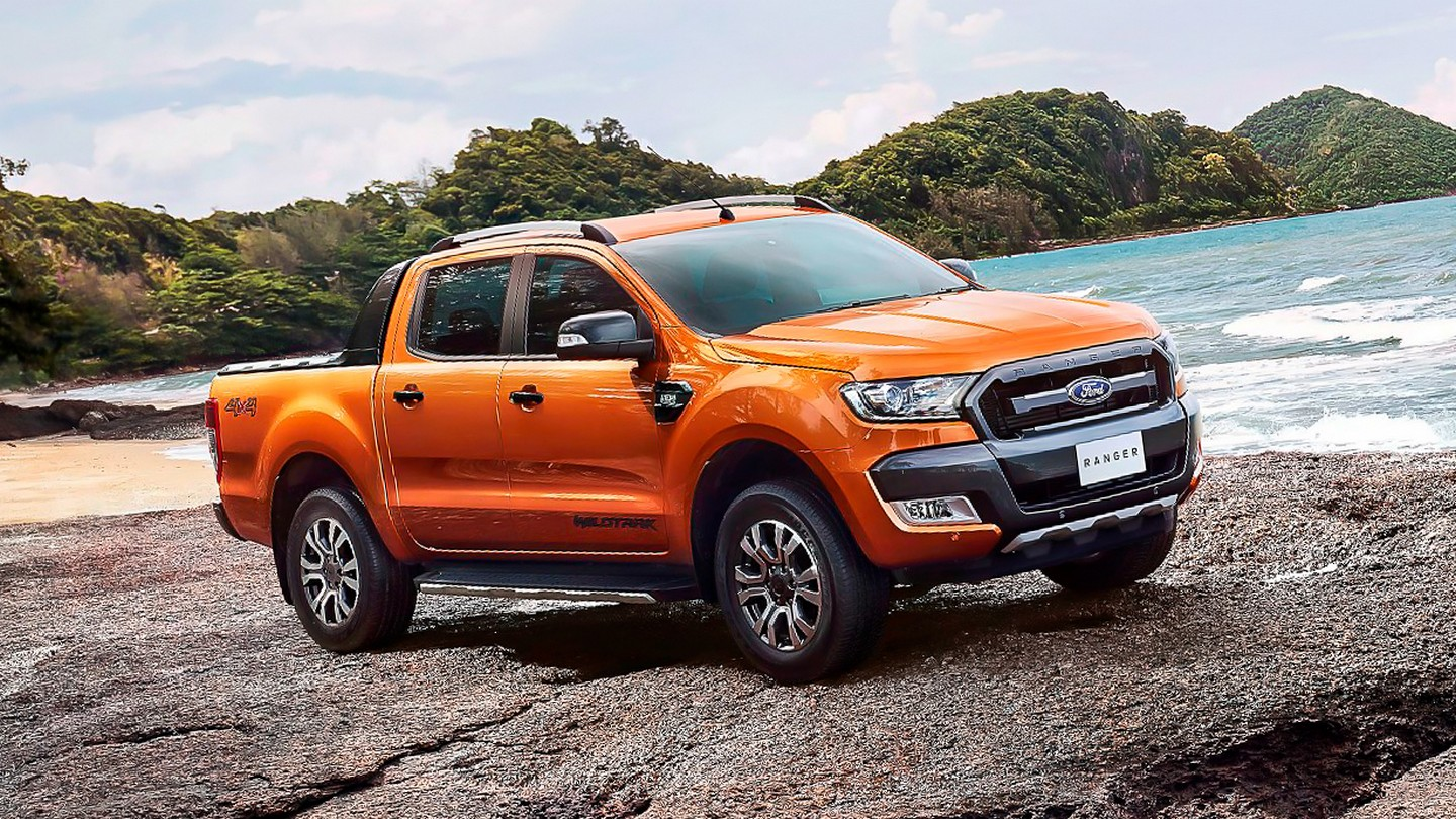 Bearing Oil Facelifted Ford Ranger Wildtrak Makes Global Debut, Now