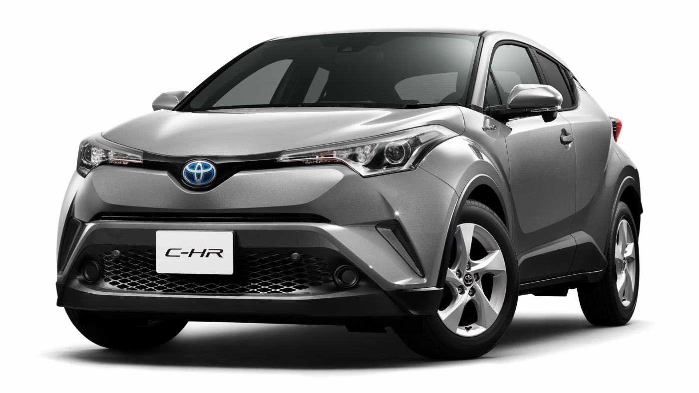 Chr Toyota Toyota C Hr Nears Production Phase To Hit Japan Market By