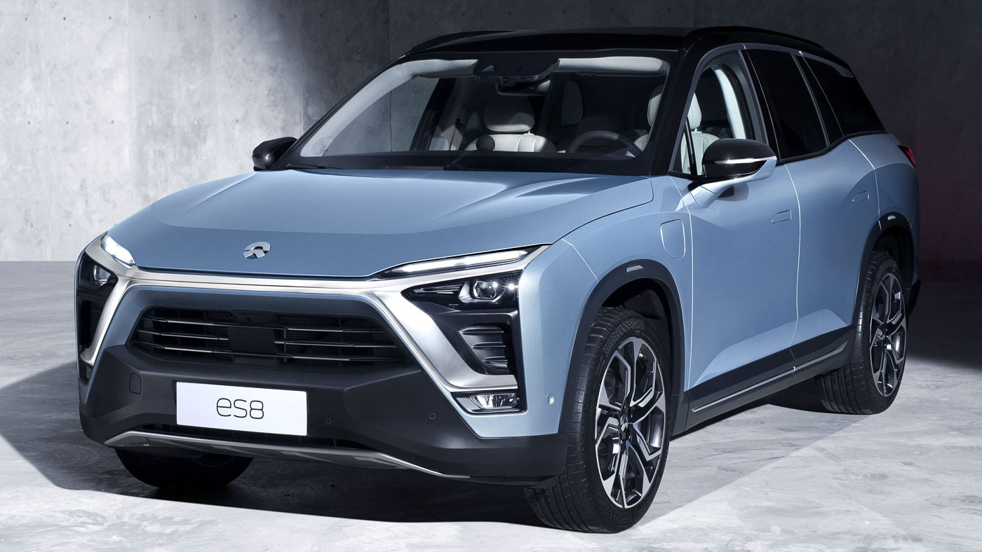 7 Seater Electric Car Could This Electric Suv Be The Most Advanced Vehicle China