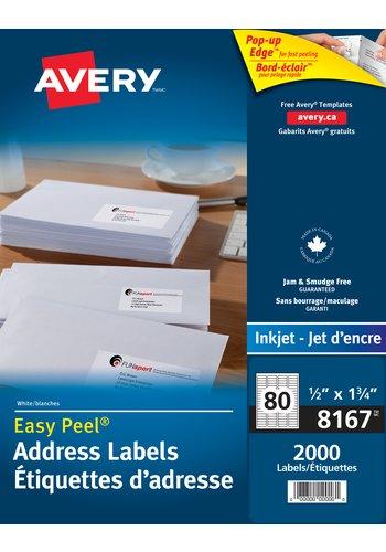 avery 8167 label