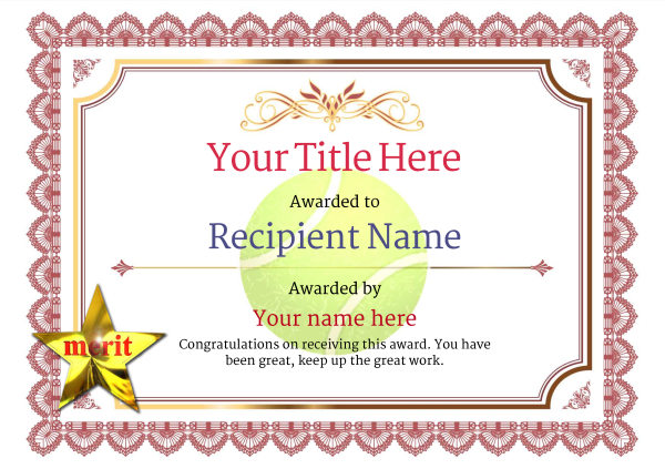 Congratulations Certificate Template examples of award certificates - congratulations certificate