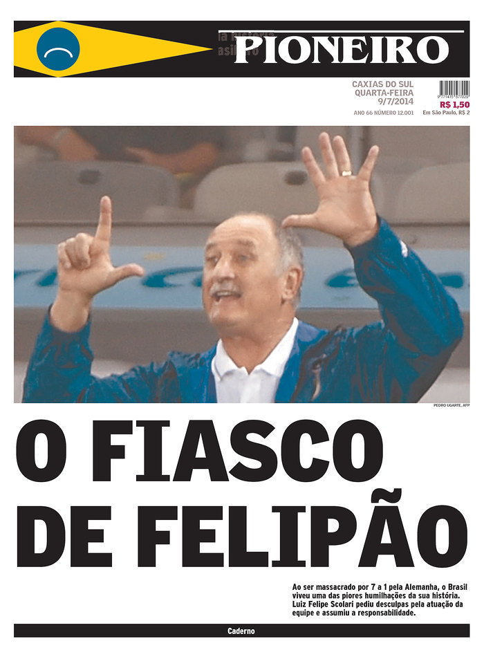44 - Felipe039s fiasco