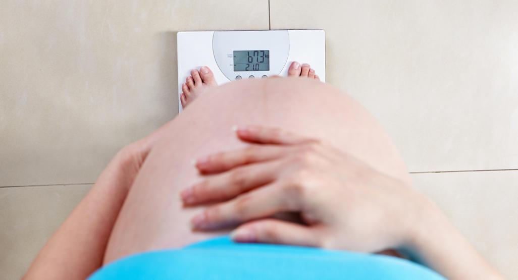 Weight gain in pregnancy - BabyCentre UK