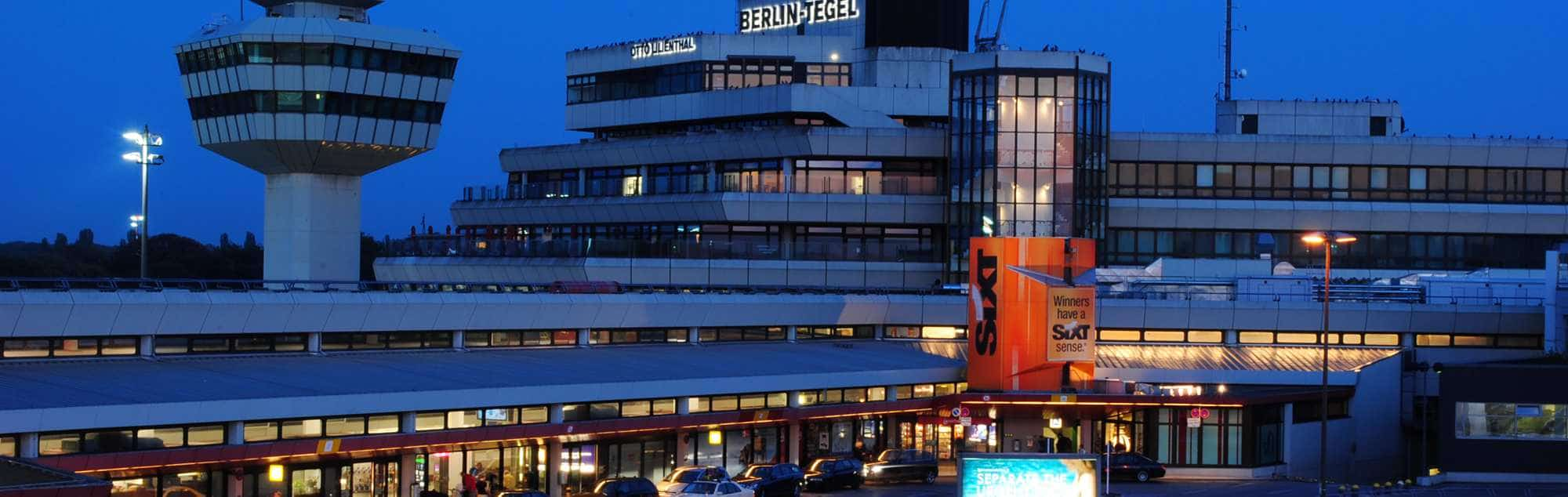 Tegels Online Berlin Tegel Txl Airport Transfers Taxis Online Booking