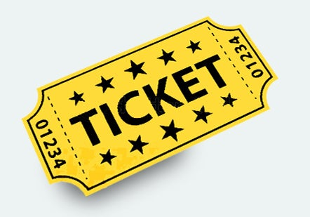 Admission Ticket + (5 Raffle Tickets) / SNKRHEAD