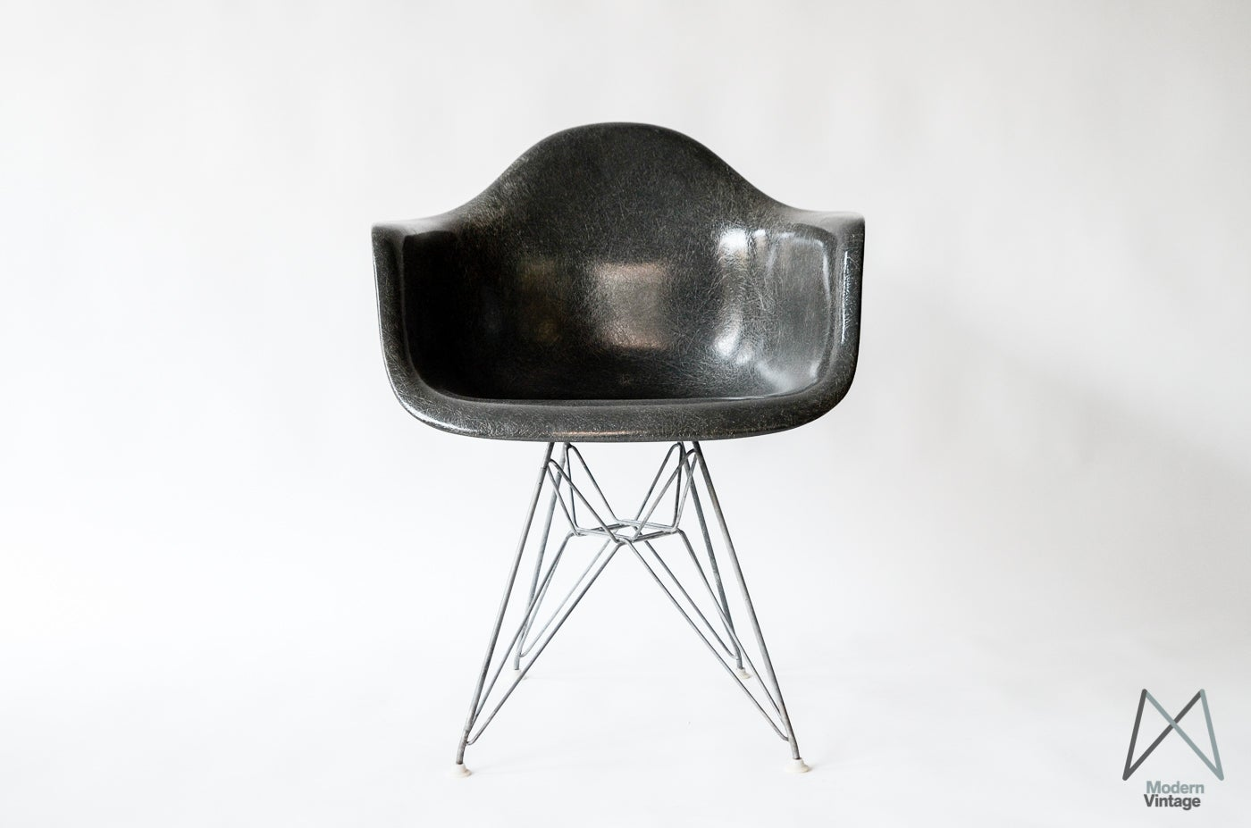 Eames Chair Sessel Eames Dar Herman Miller Elephant Grey Stuhl Sessel