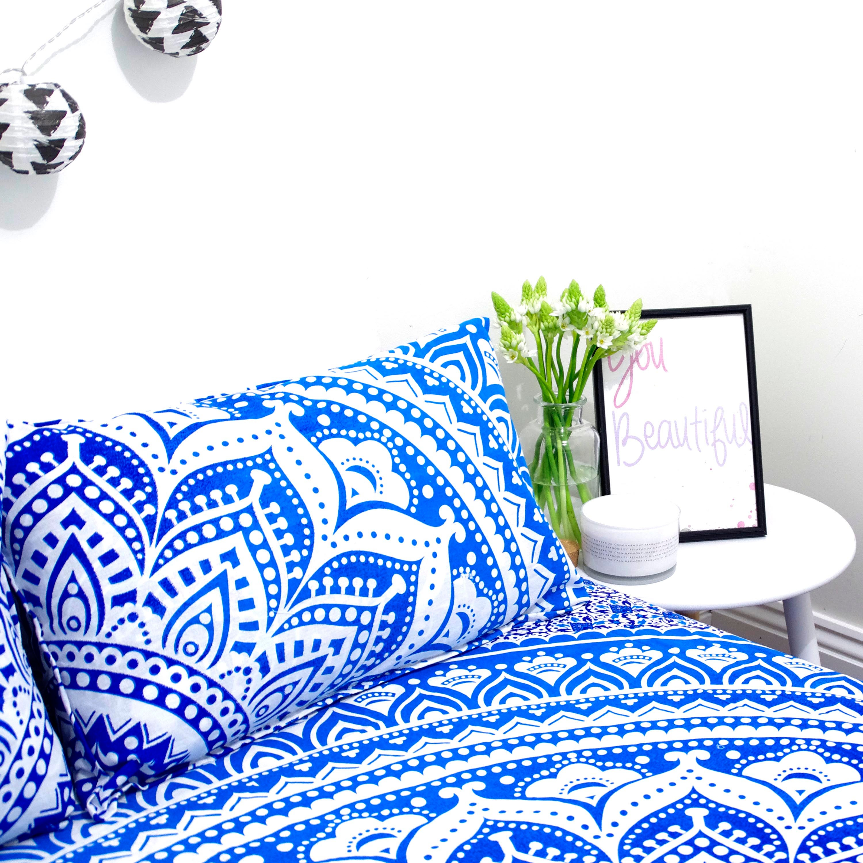 Boho Bedding Australia Blue Ombre Doona Set Marked Down From 110 Now