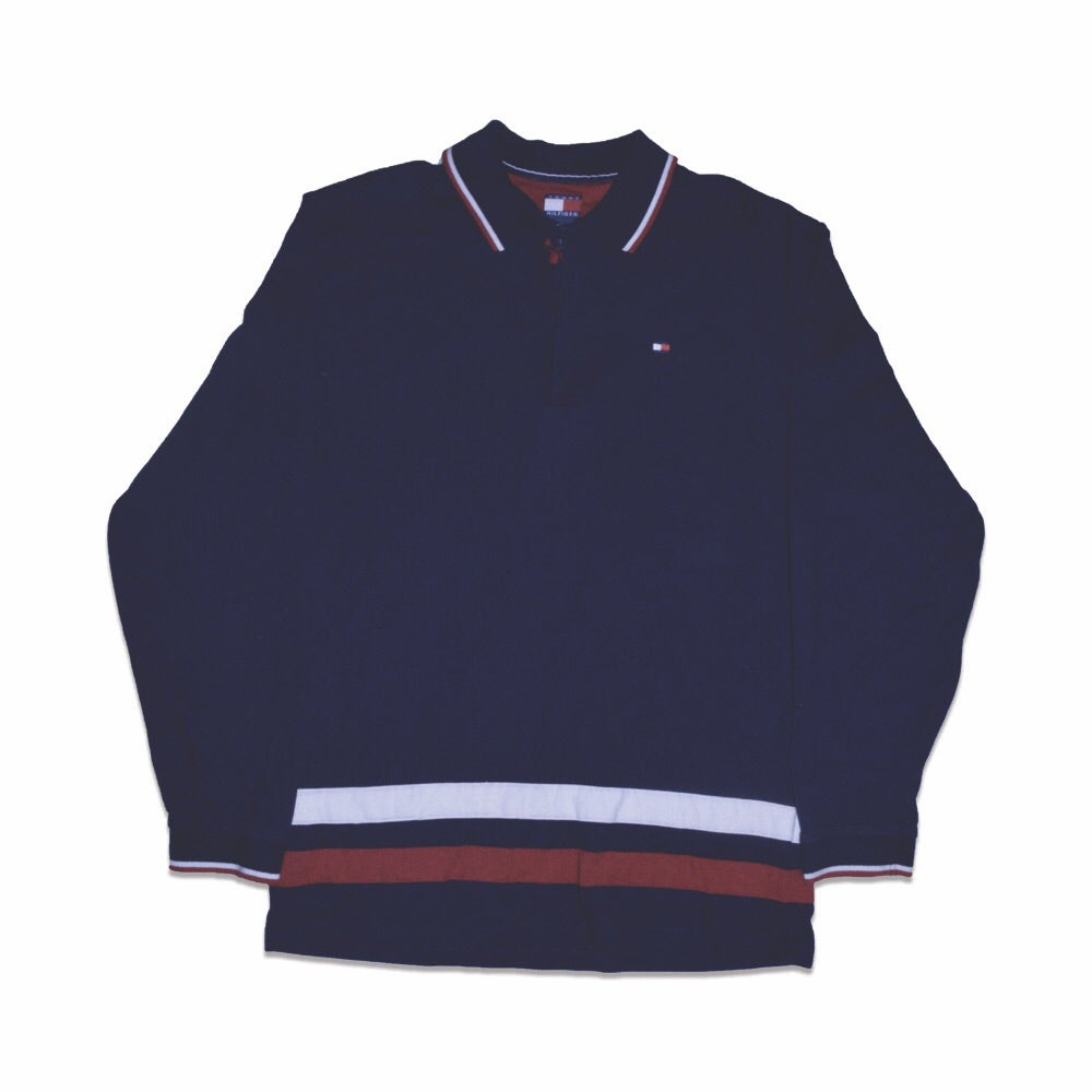 Pull Over Origin Xl Tommy Hilfiger 1 4 Zipper Pullover Time Of Origin