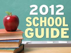 2012 School Guide logo