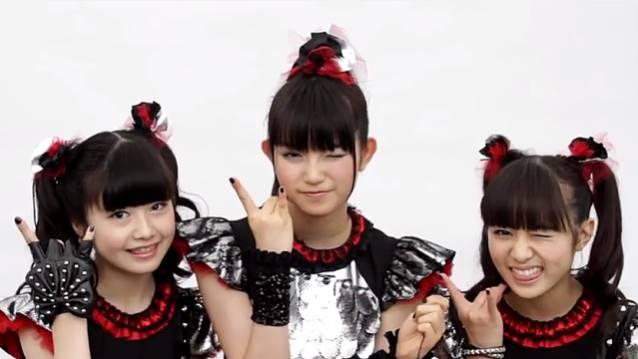 Moametal Wallpaper Cute The History Of Babymetal Video Blabbermouth Net