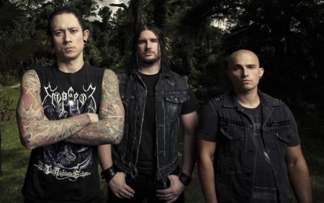 Trivium Vengeance Falls Wallpaper Trivium Rig Rundown With Premier Guitar Video