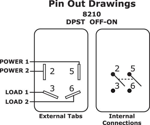 Dpst Relay Diagram - 146nuerasolar \u2022