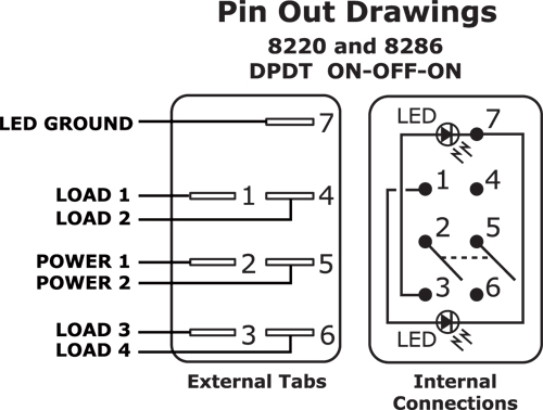 Nav Anchor Light Switch Diagram The Hull Truth Boating And - 78
