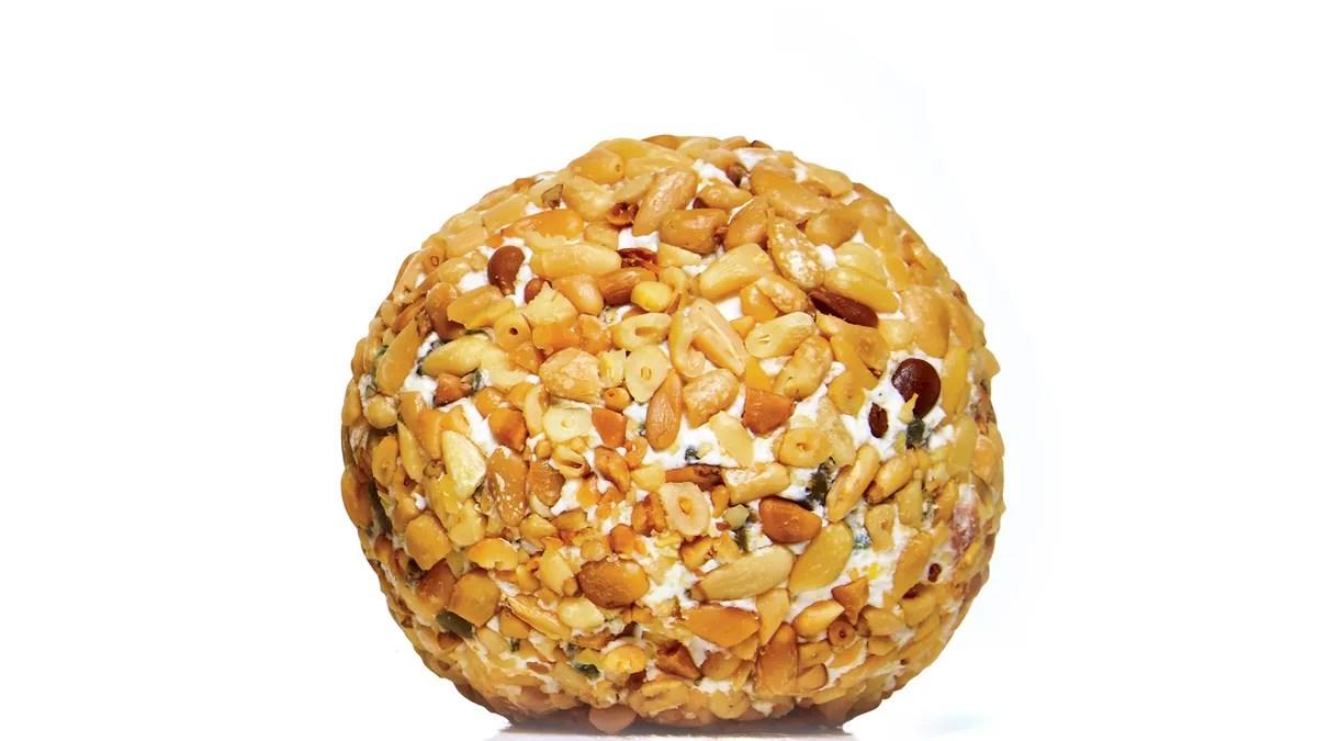 Pine Nut And Feta Cheese Ball Recipe Bon Appetit