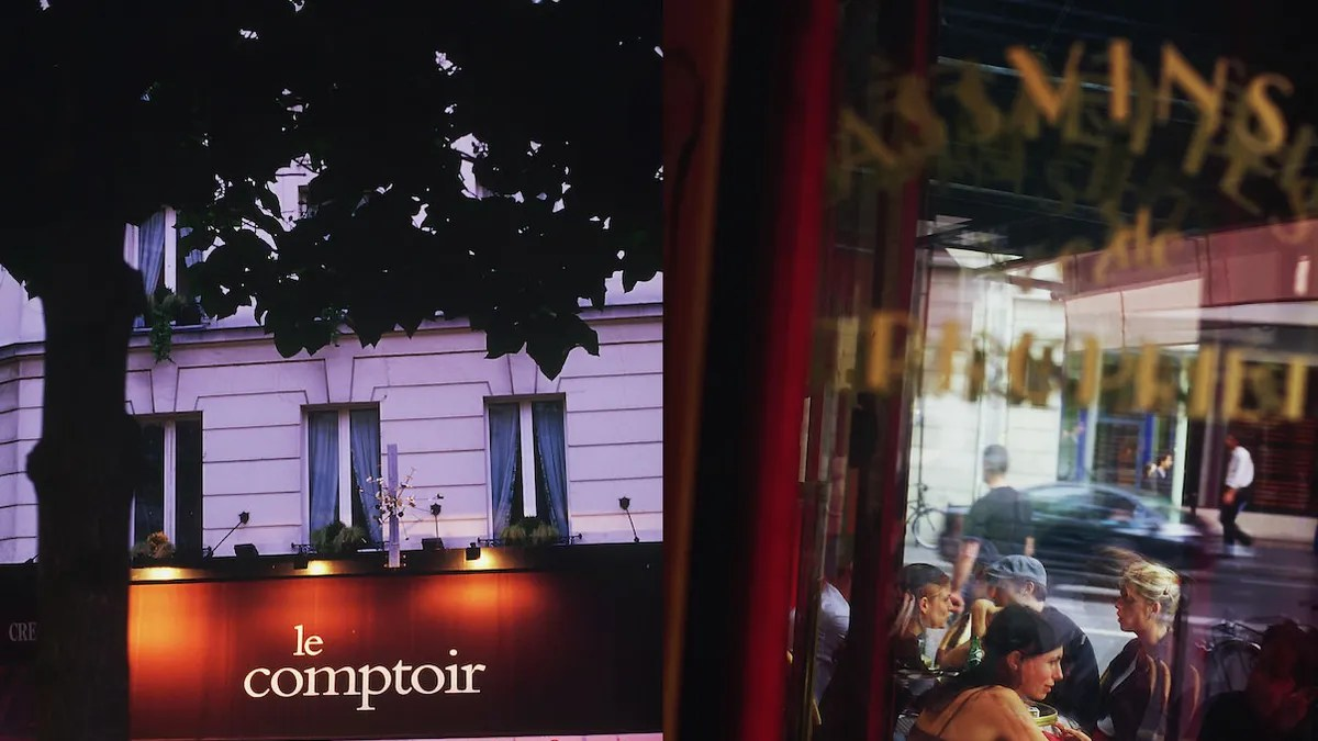 Comptoir De L Or Paris Hôtel Relais Saint Germain Paris France Bon Appetit