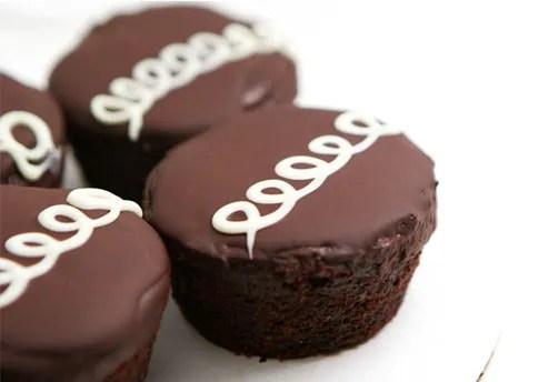 Junk Food Makeover Hostess Cupcakes - Bon Appétit Bon Appetit