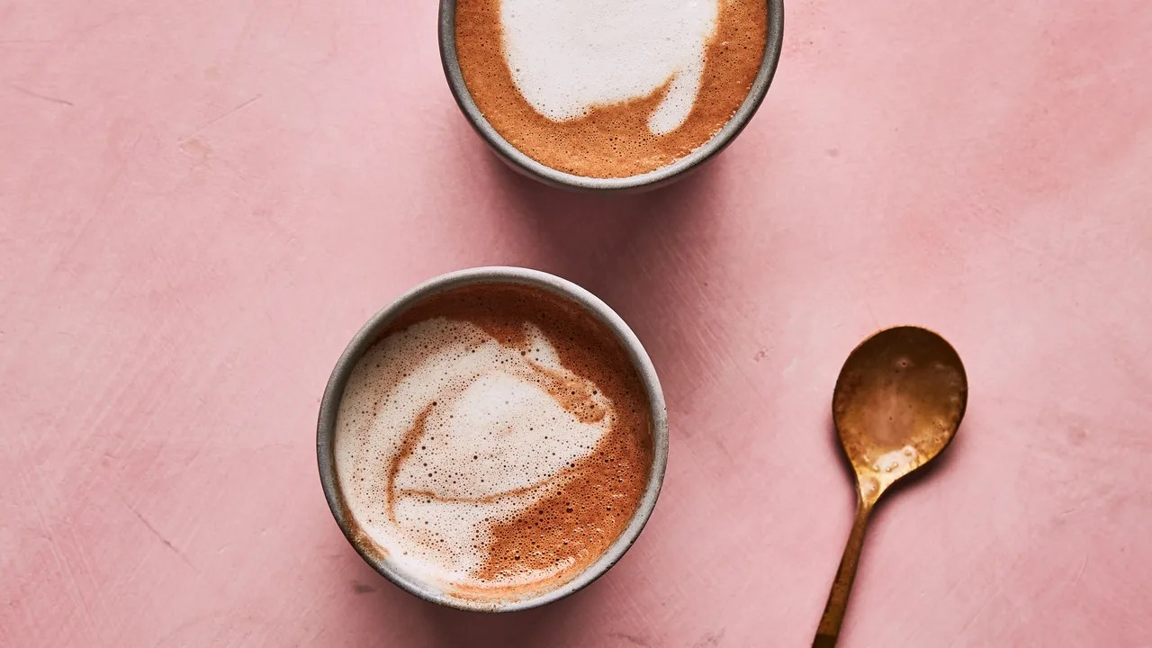 Coffee Latte These Espresso Free Lattes Will Make You Cheat On Your Morning