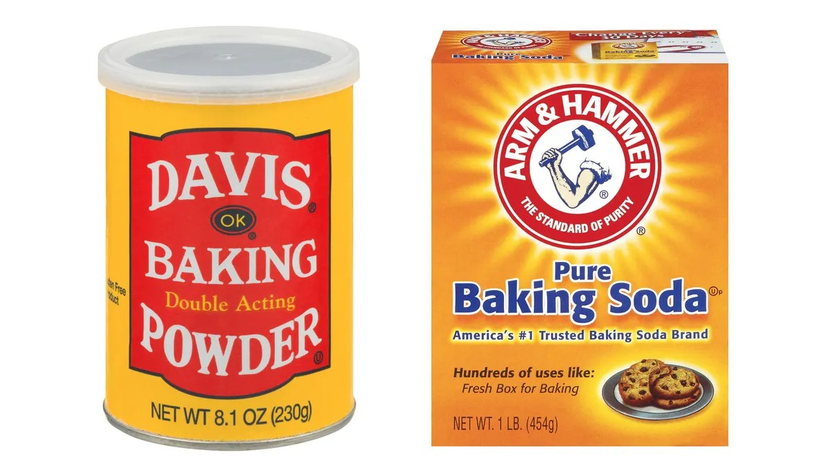Baking Soda Vs Baking Powder What39s The Difference Bon Appetit