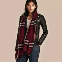 Womens Monogrammed Scarves | Burberry